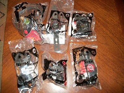 2014 Mcdonald's Happy Meal Toys Spy Gear
