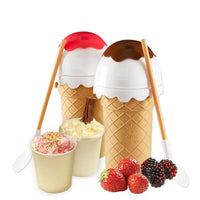 Chill Factor Ice-Cream Maker (Colour may vary)