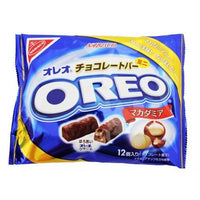 Nabisco-Oreo Chocobar Mini Macadamia Chocolate Bar