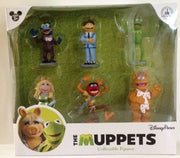 Disney Park Muppets Figurine Playset Set of 6 Figures