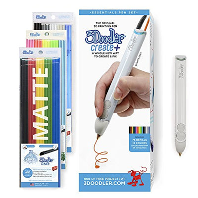 3Doodler Create+ 3D Printing Pen Set