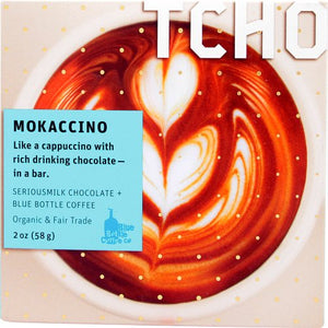 Mokaccino Milk Chocolate 2 Ounces (Case of 12)