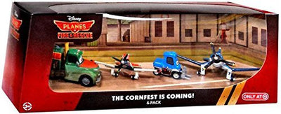 DISNEY PLANES FIRE & RESCUE THE CORNFEST IS COMING