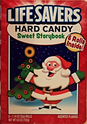 Lifesavers Christmas Sweet Storybook Hard Candy (6 Rolls)