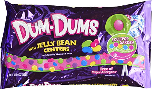 Dum Dums Jelly Bean Pops