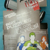 Bop It! Tetris Game ~ Exclusive Silver Edition