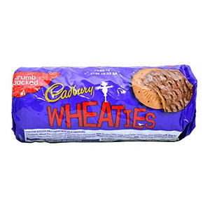 Cadbury Half Chocolate Digestives 300g