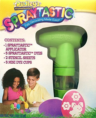 Spraytastic Easter Egg Decorating Kit by Dudley's