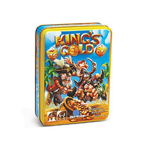 Blue Orange King's Gold Game