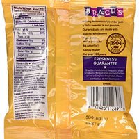 Brachs Maple Nut Goodies Roasted Peanuts in Crunchy Toffee with Real Maple Coating, 4 Oz Pack (3 Packs)