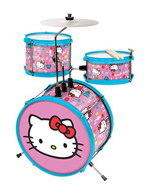 Hello Kitty HK5045 Drum Set By First Act