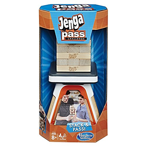 Jenga Pass Challenge Game