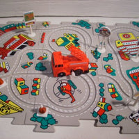 Puzzle Vehicle Sets - 4 asst styles - Sold Individually