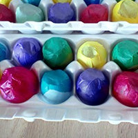 Confetti Eggs - One Dozen