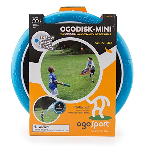 Mini Ogodisk Super Disk Set - Outdoor Family Camping Game for Kids, Adults, and Couples