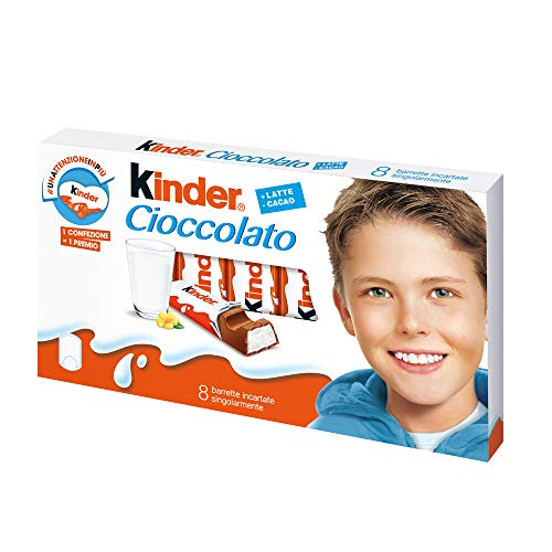 Kinder Chocolate, 8 pieces