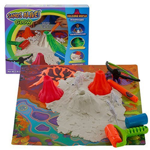 Sands Alive Glow - Volcano World