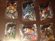 2015 Mcdonald's Happy Meal Toys Skylanders Trap Team Set of 6