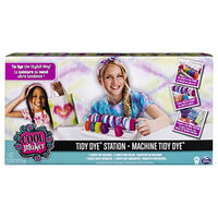 Cool Maker, Tidy Dye Station, Fashion Activity Kit for Kids Age 8 and Up