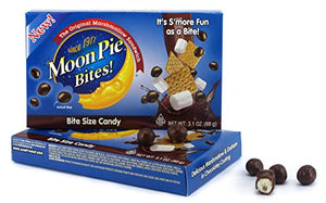 NEW Original Moonpie Bites 3.1oz Box