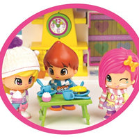 Pinypon - Ski Lodge Playset