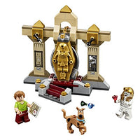 LEGO Scooby-Doo 75900 Mummy Museum Mystery Building Kit