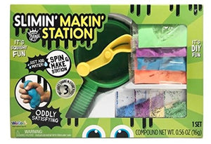 compound king Mini Makin Station Slime