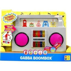 Yo Gabba Gabba! Boombox With Sound