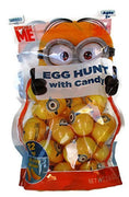 Despicable Me Minions Egg Hunt, Pack of 22 Candy Filled Plastic Eggs
