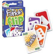 PlayMonster Farkle Flip Card Game