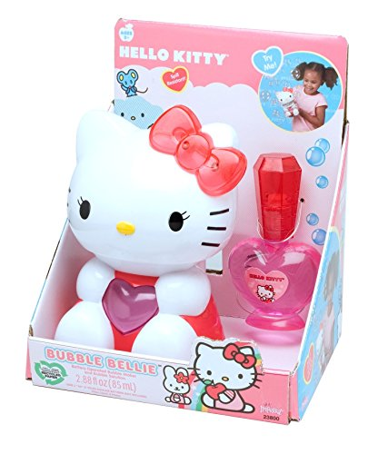 Hello Kitty Bubble Bellie Bubble Maker
