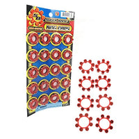 TinToyArcade Refill Package 8 Shot Ring Cap 320 (Includes One Package)