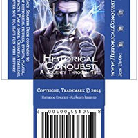 Historical Conquest Playing Cards (CCG) - Tesla Starter Deck (2nd Edition)