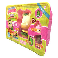 Smooshy Mushy Bento Box Collectible Figures, Style Vary