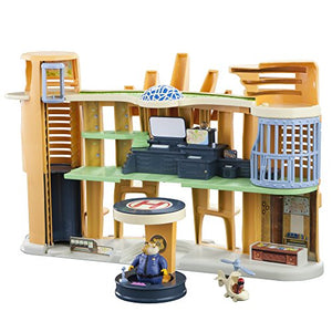 Zootopia Police Station, Playset for Kids