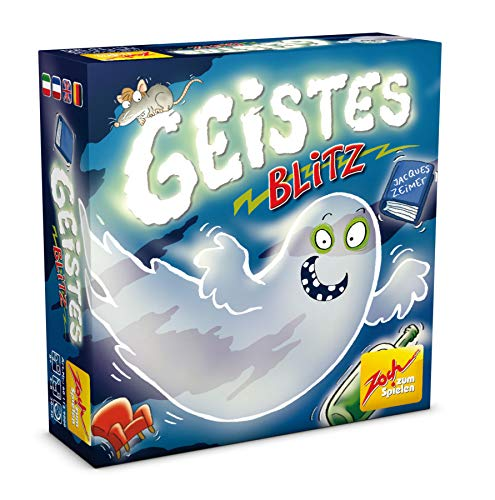 Zoch Verlag Ghost Blitz Board Game