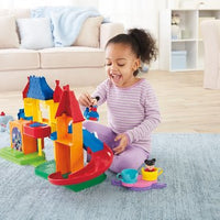 Fisher-Price Little People Magic of Disney Day at Disney Playset