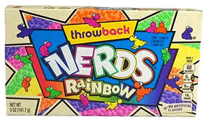 Throwback Rainbow Nerds (Pack of 3)