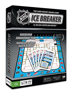 NHL Ice Breaker: The Card Hockey Board Game