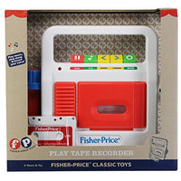 Basic Fun Fisher-Price Play Tape Recorder