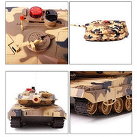 Infra-red Laser Battle Tank Set (2 Pcs Included)