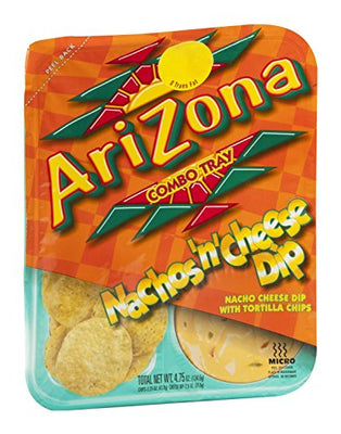 AriZona Combo Tray Nachos & Chips Combo Tray (Pack of 3)