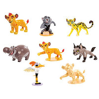 Disney Junior The Lion Guard Mystery Collectible Mini Figure (One Random Figure)
