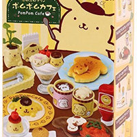 Pom Pom Purin Cafe restaurant food Re-Ment miniature blind box