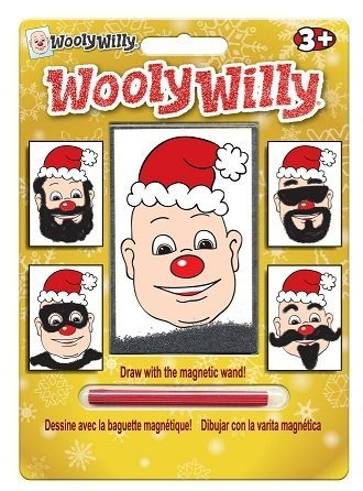 Wooly Willy Holiday Christmas Game Assortment
