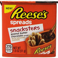HERSHEY'S Reese's Peanut Butter Snackster, 1.8 oz