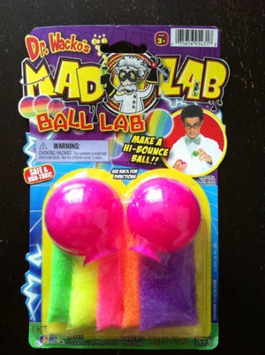 JaRu Dr. Wacko's Ball Lab