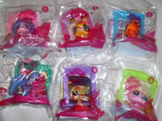 2015 Mcdonald's Happy Meal Toys Littlest Pet Shop