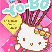 Hello Kitty Yo Bo Chocolate Dip Biscuits Sticks