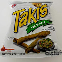 Takis Guacamole 4 Oz Pack of 2
